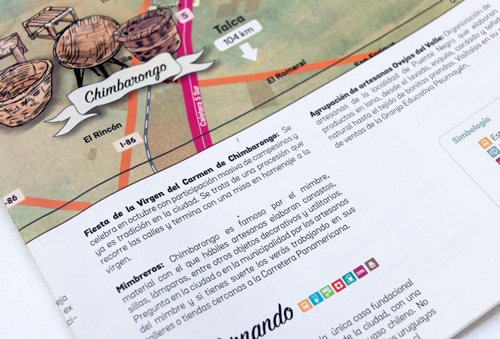 Alt164 - Caso - Colchagua Patrimonio Campesino - Marca y mapa - Mapa