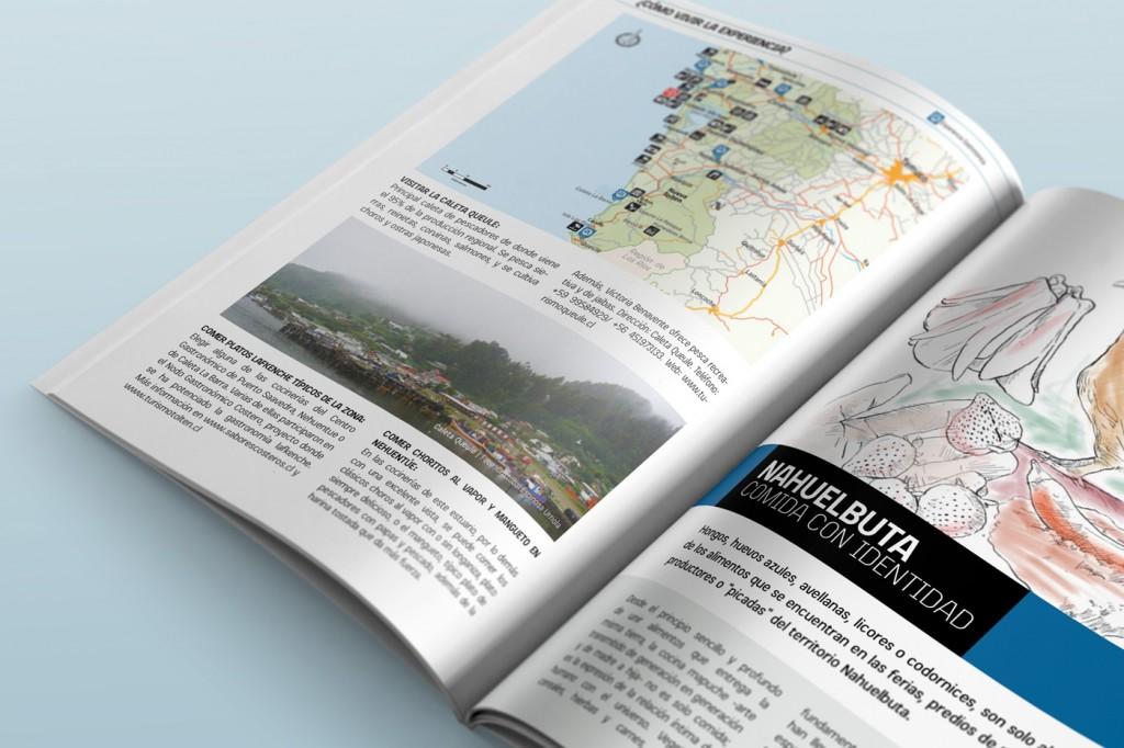Alt164 - Caso - Relatos Turísticos Patrimoniales - Diseño y comunicación visual - Guía Araucanía