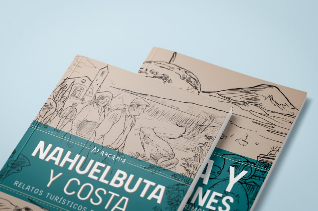 Alt164 - Caso - Relatos Turísticos Patrimoniales - Diseño y comunicación visual - Guías